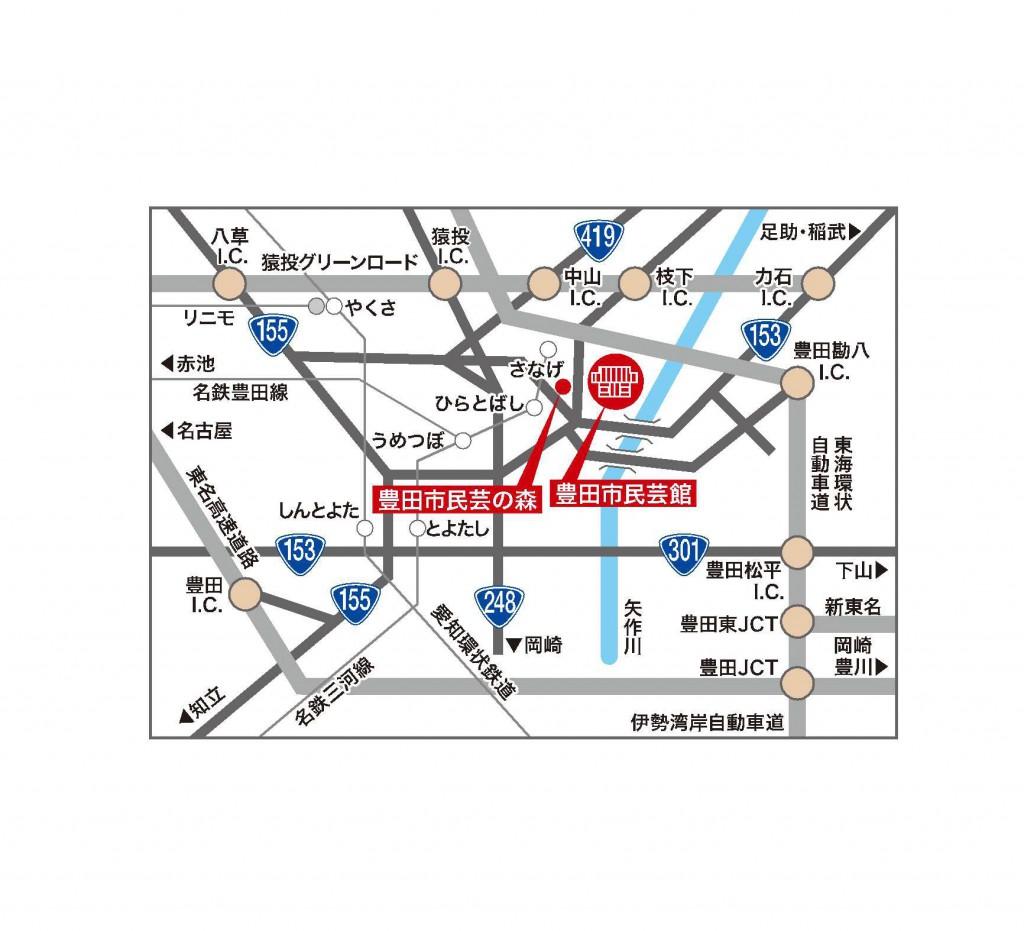 広域図(民芸館・森)
